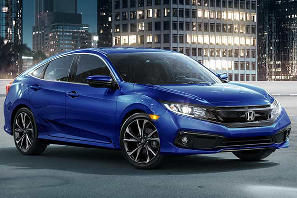 New Honda Civic Turbo